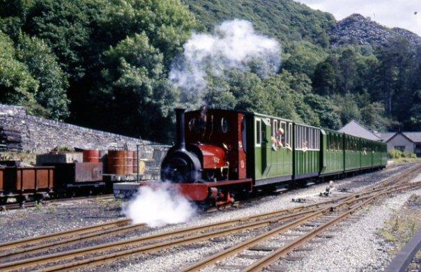 Llanberis Lake Railway John Firth 774662