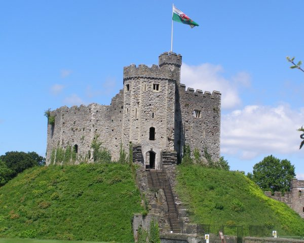 Cardiff Castle Photo John Oyston