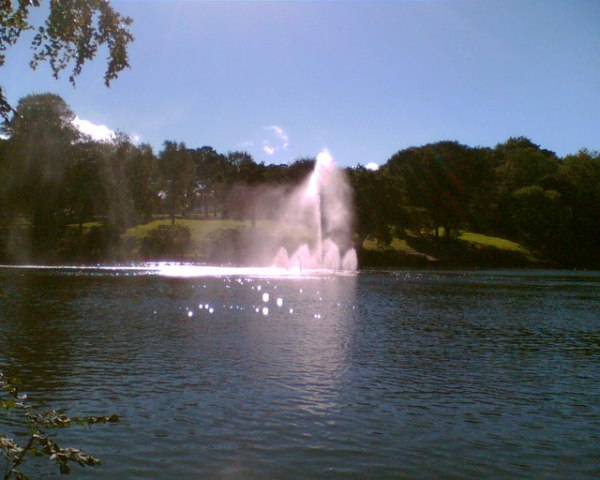 Roundhay Park Lake gh Pam Nash
