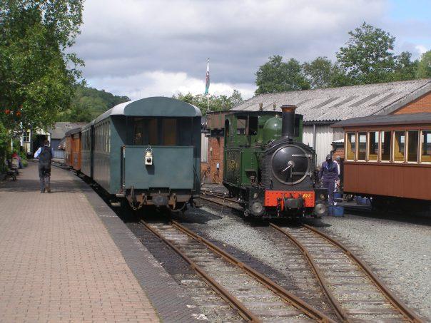 Welshpool and Llanfair Railway Photo John Oyston